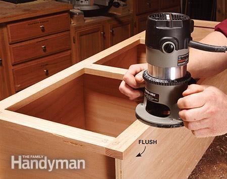 Best Face Frame Cabinet Building Tips Face Frame Cabinets 640 x 480