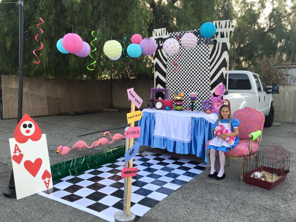 10 Trunk Or Treat Themes That Nailed It
