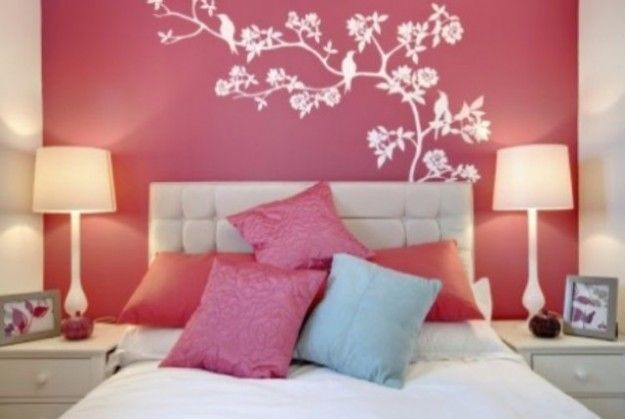 Stencil per decorare le pareti | Home decor | Camera da letto ...