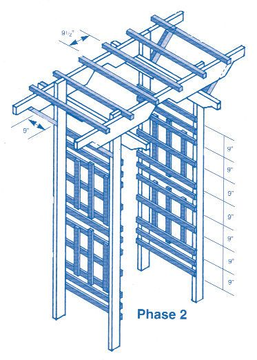 How To Build My Own Arbor I Can Do This Good Ideas