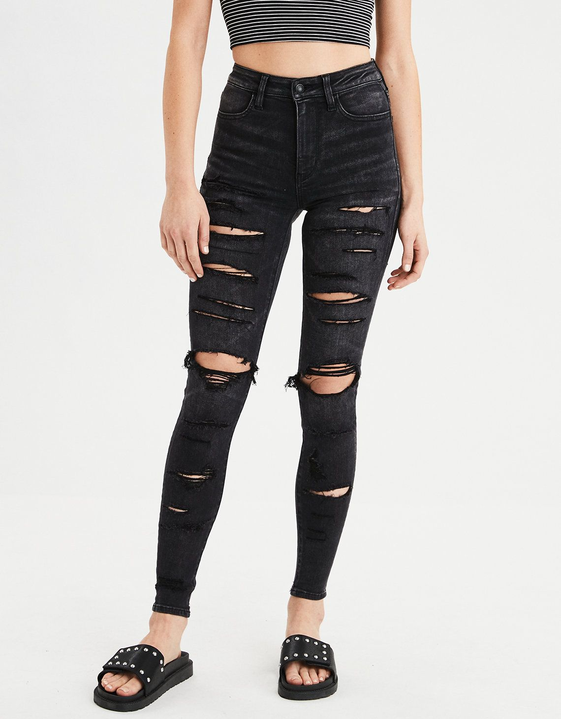 3a3ae2be770ba AE Ne(X)t Level Super High-Waisted Jegging in 2019 | Christmas List ...