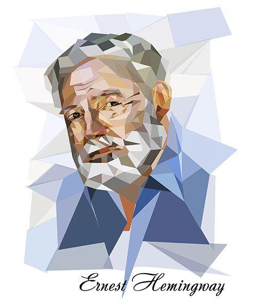 Irina Chetvertukhina / Ernest Hemingway / 2014