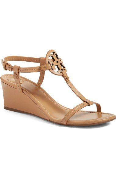 aa1f72784c9cb TORY BURCH Miller Wedge Sandal (Women).  toryburch  shoes  sandals