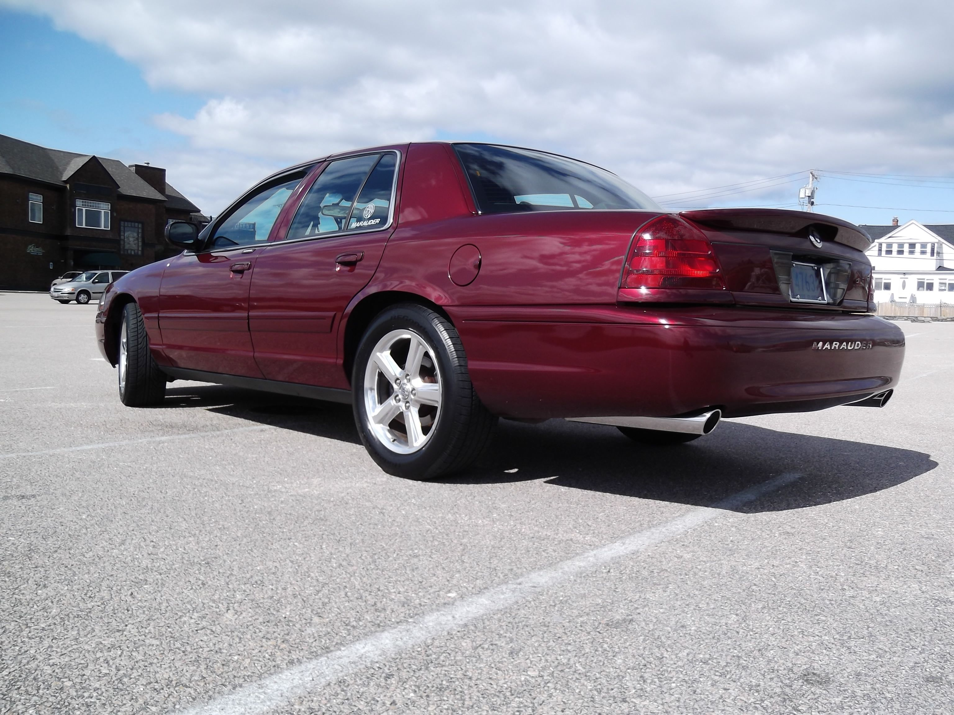2004 mercury marauder dark toreador mercury automobiles all pinterest mercury marauder grand marquis and cars