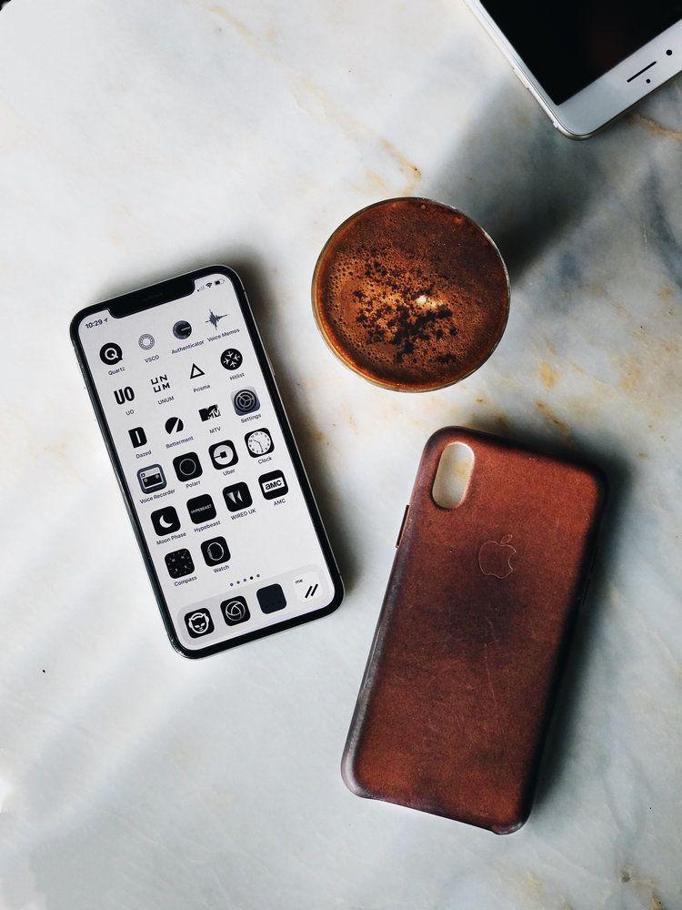 Iphone Flatlay Criatividade Tecnologia Coisas Para Comprar Iphone xs office wallpaper
