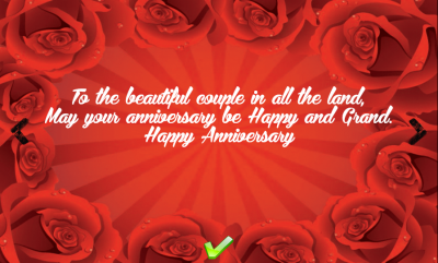 Wedding Anniversary Messages Wallpapers