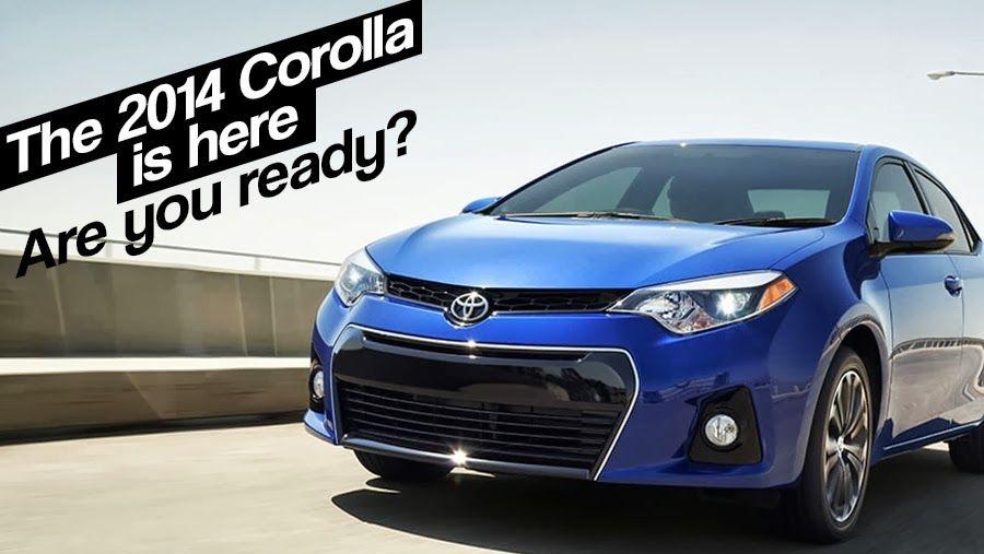 We Ve Got The 2014 Corolla At Keyes Toyota Toyota Corolla 2015 Toyota Toyota