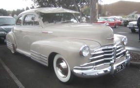 1948 Chevrolet Fleetmaster From The Website Link On The Photo
