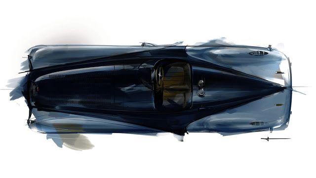 Ruote Rugginose: Evolution of Bugatti Legend