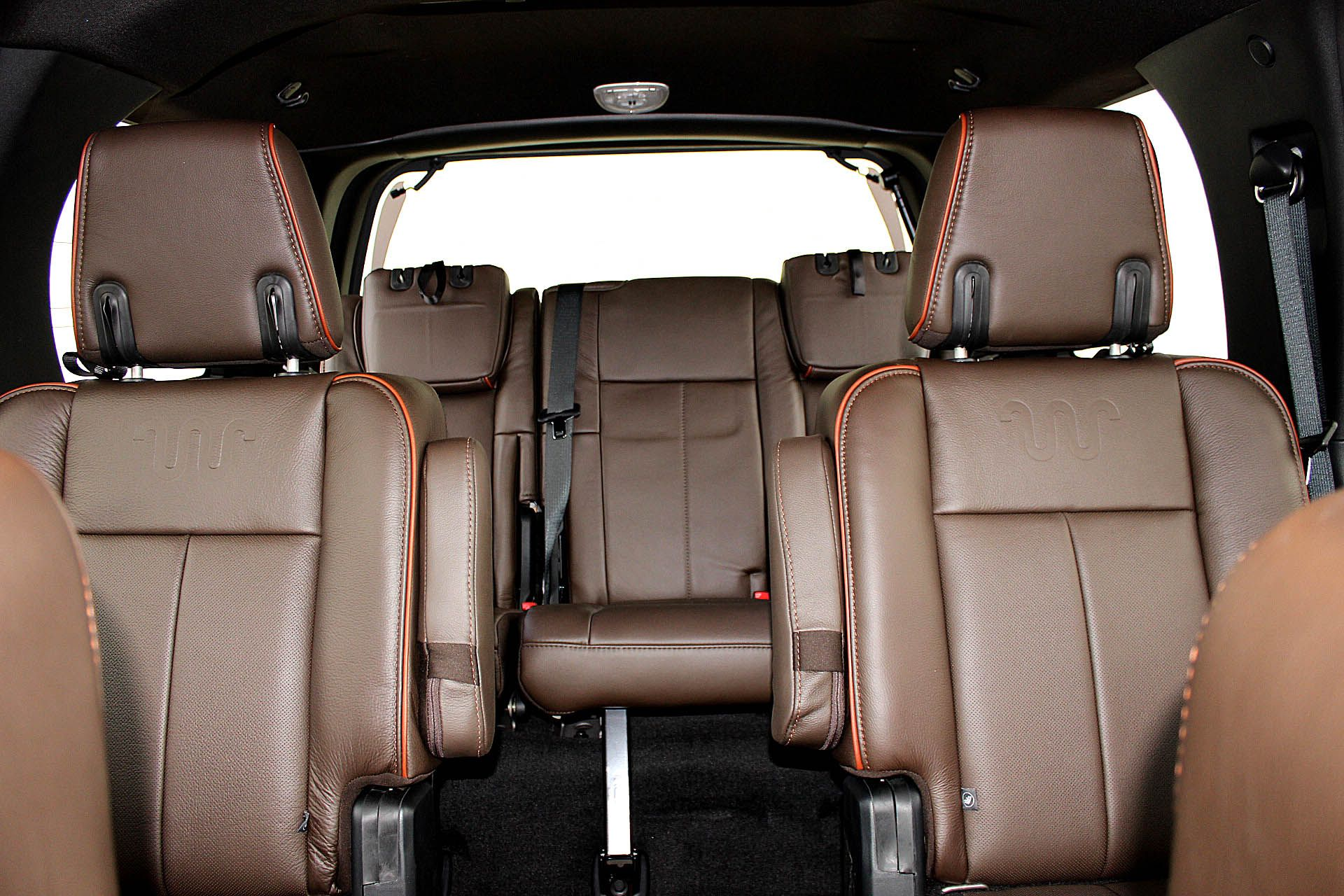 2017 King Ranch Expedition Interior With Images Ford