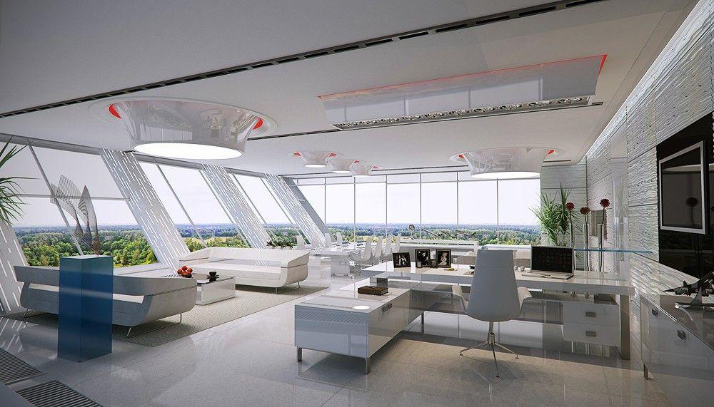 Unconventional Office Space Design Mit Bildern