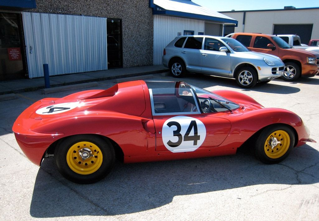 Ferrari Dino 206 SP of 1966