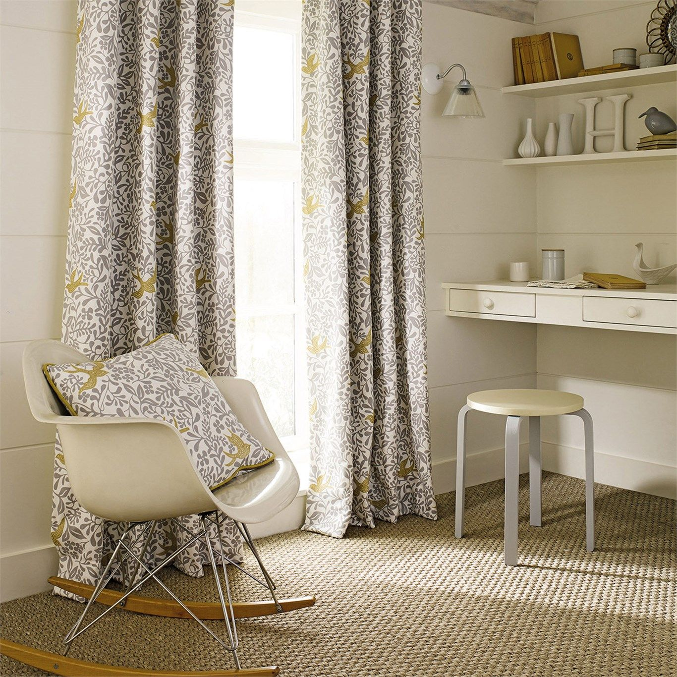 Best Of Curtains with Yellow Walls