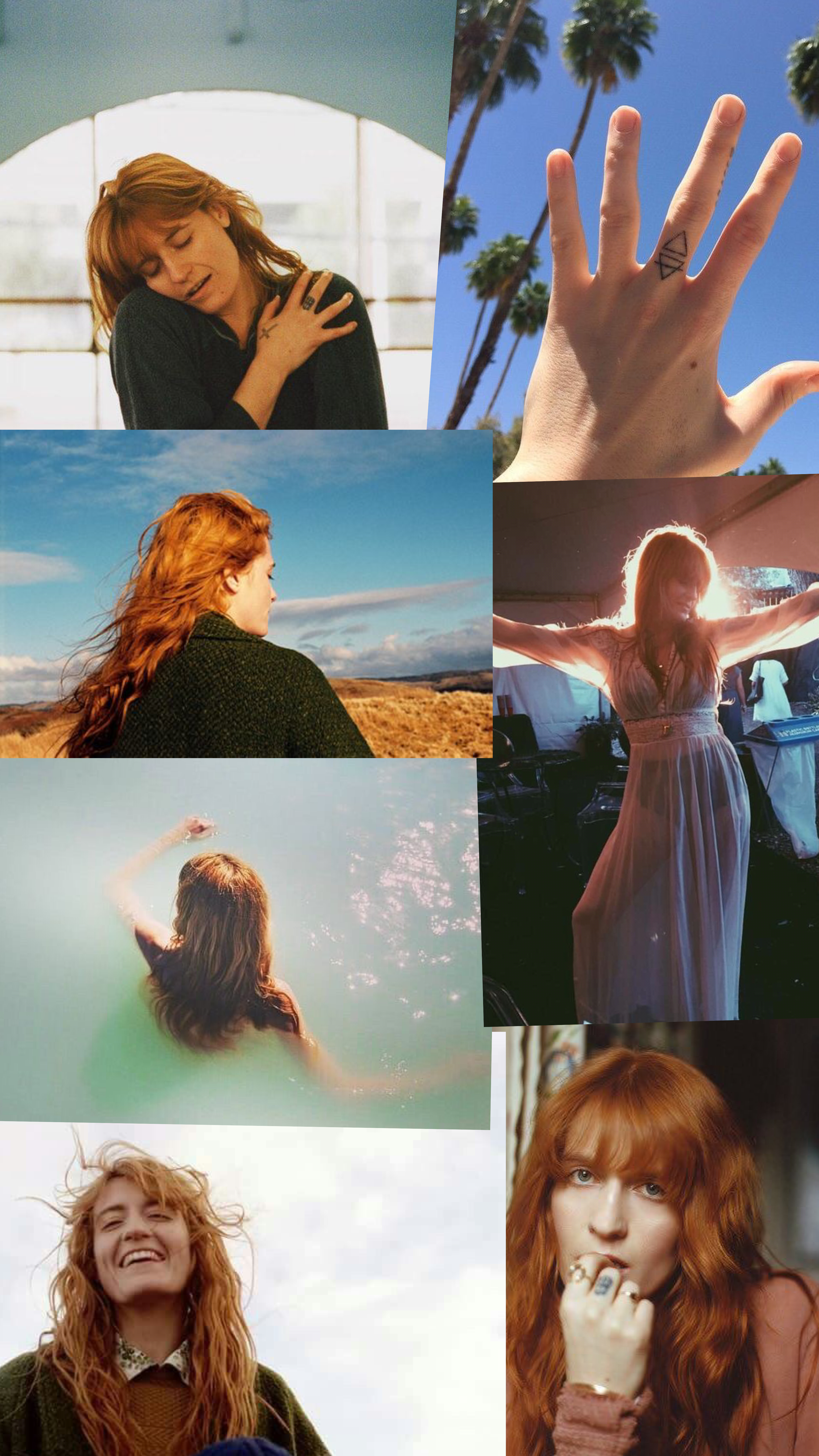 Florence Wallpaper Florencewelch Florenceandthemachine Florence Welch Florence The Machines Florence Welsh