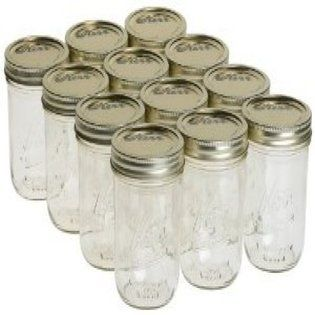 Tall Mason Jars Could Probably Use Them In Every Room Of The House