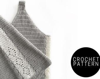 Crochet Scrunchie- Beginner Pattern, Digital Download PDF, Hair Accessory, 90s Fashion, DIY Scrunchies #crochetscrunchies