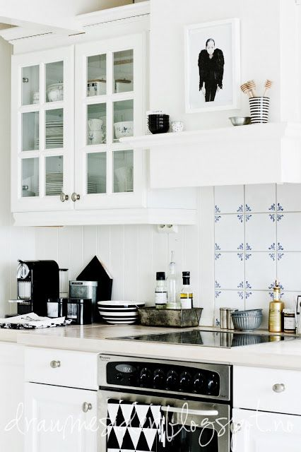 cook here • via draumesidene