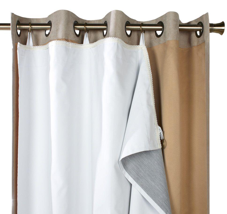 Payater Single Panel Curtain Liner