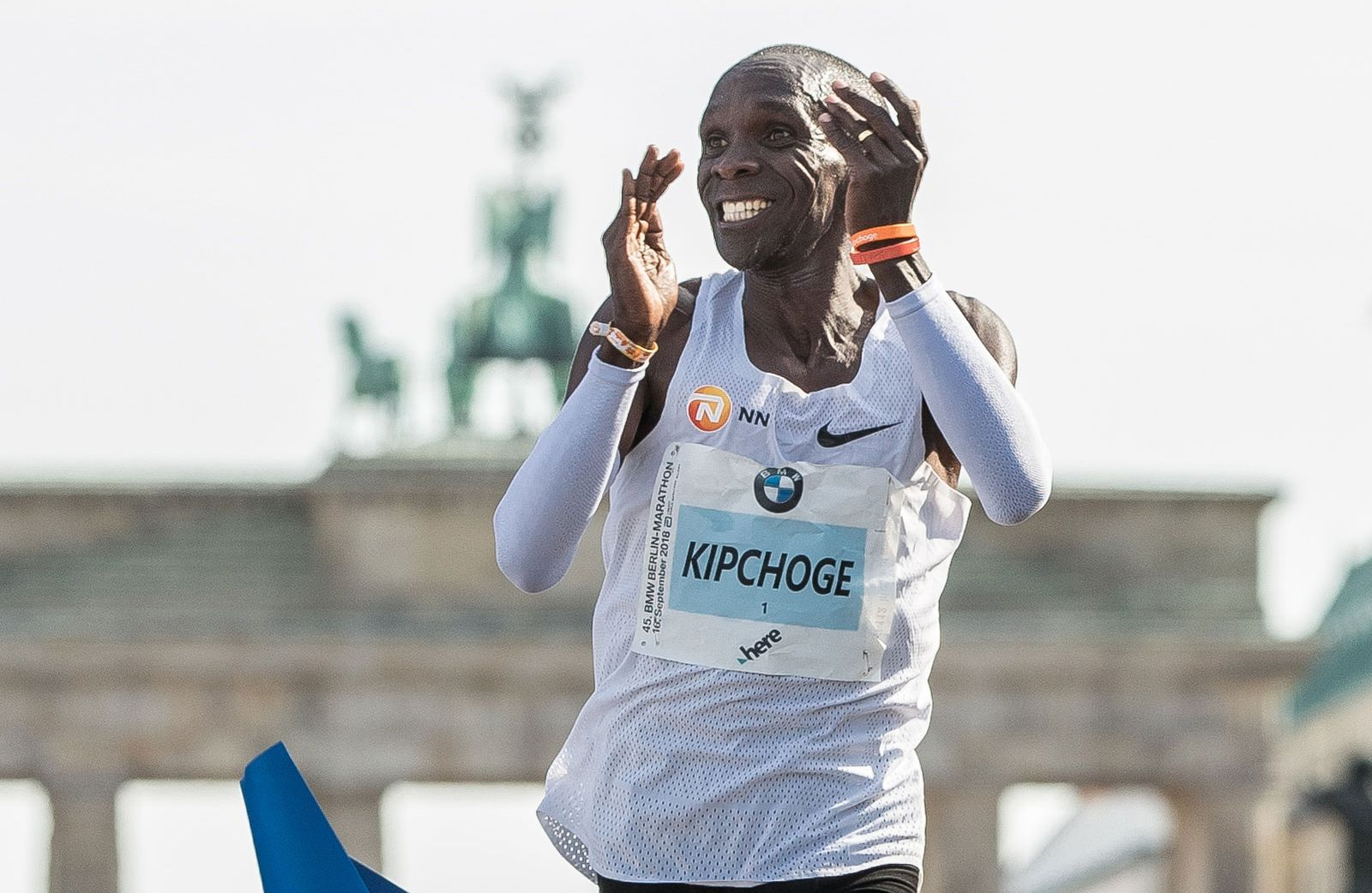 Amazing stats from eliud kipchoges marathon world record