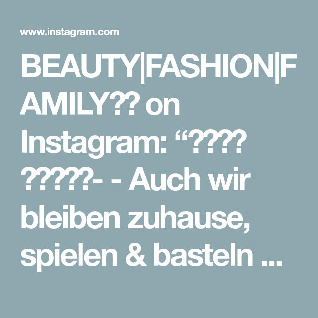 Wir Bleiben Zuhause Instagram