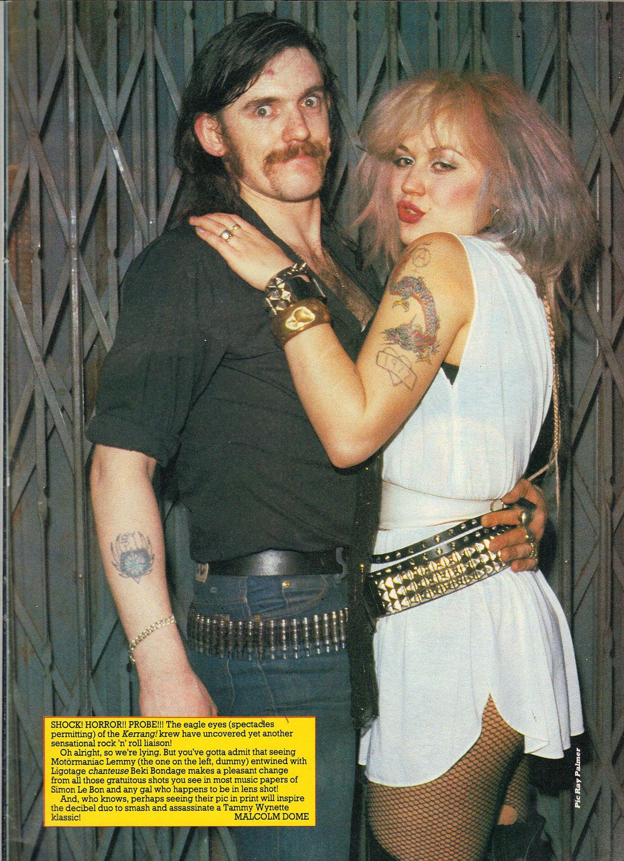 Lemmy & Beki