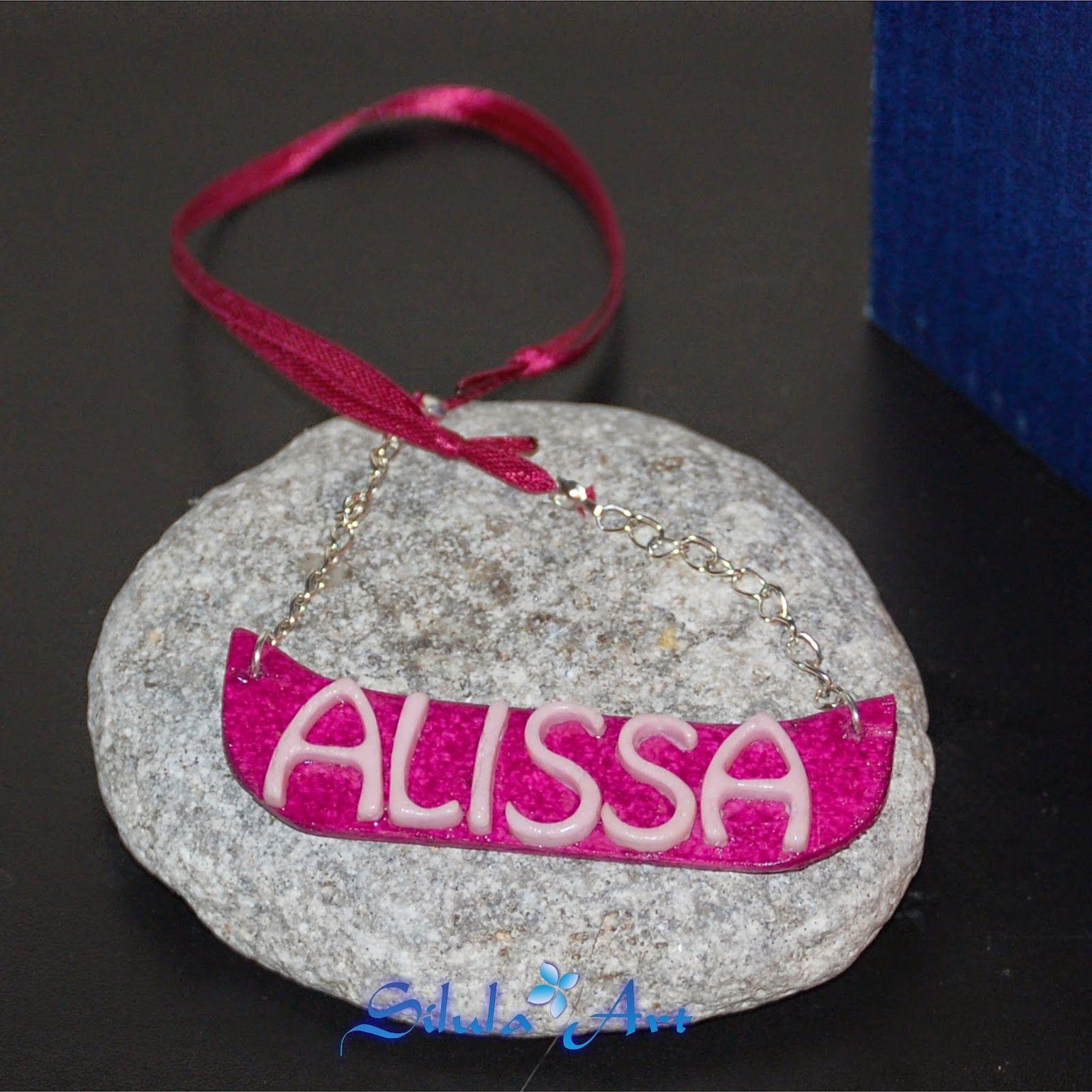 Silula art idea regalo una collana per alissa idea for Idea per regalo