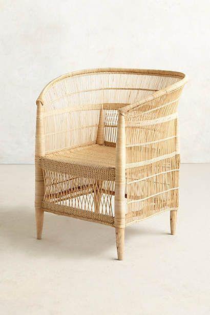 Woven Isla Chair