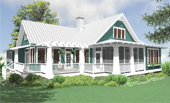 Awesome Unique House Architecture Reflecting Traditional Flair Cozy Traditional House Rendering Ideas Green Unique Houses Exterior House Colors House Exterior