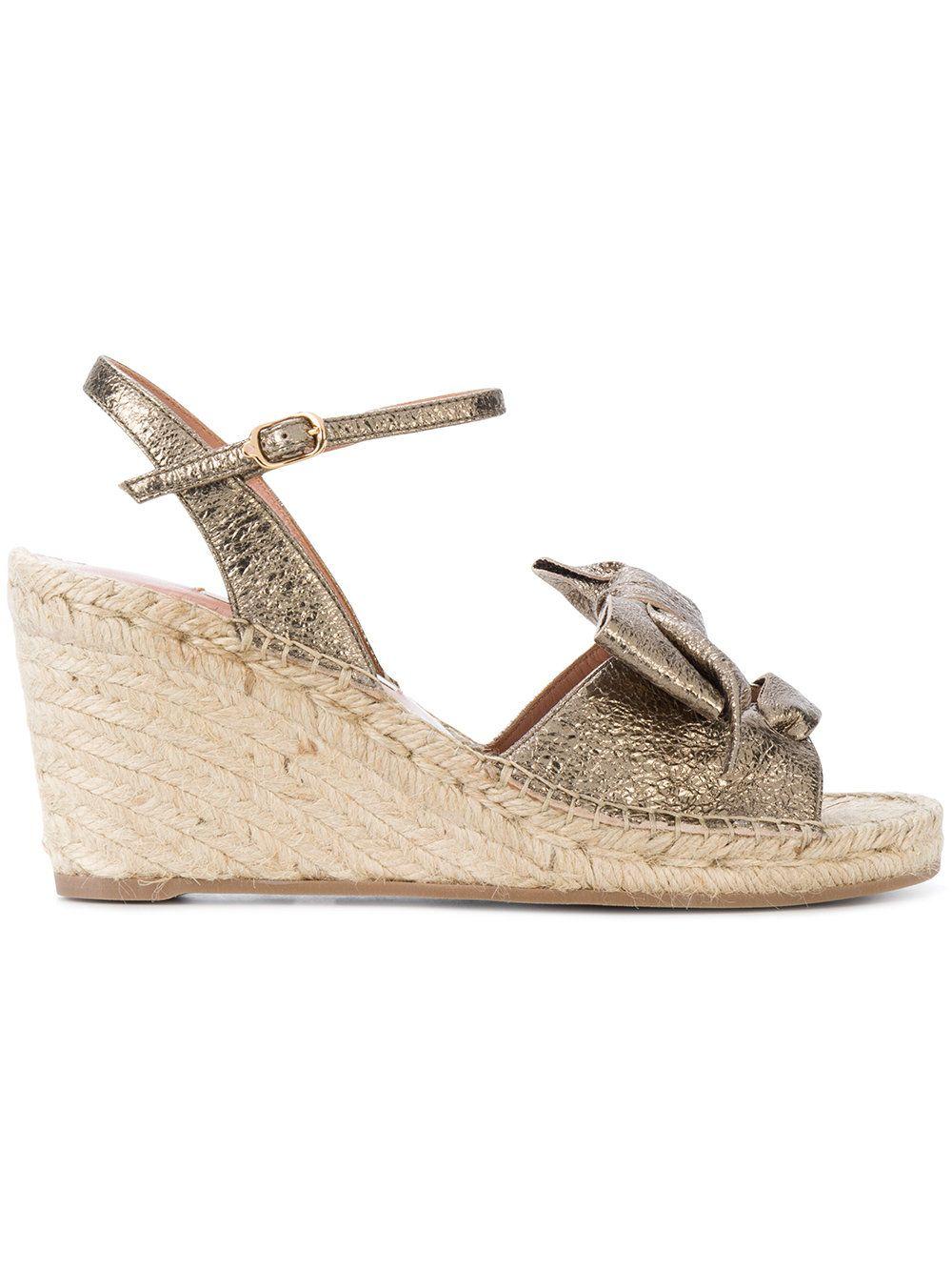 2acffc6eceef L Autre Chose wedge espadrille sandals