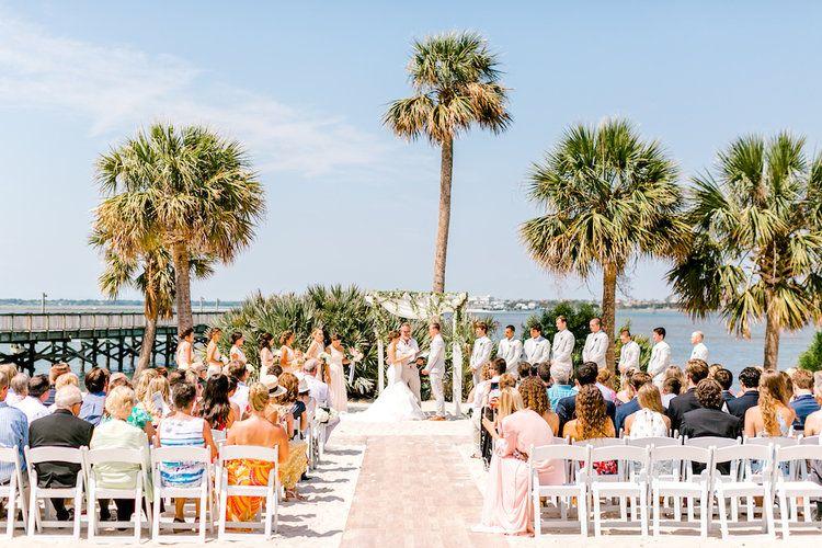 Brunch Wedding at Charleston Harbor Resort & Marina — A
