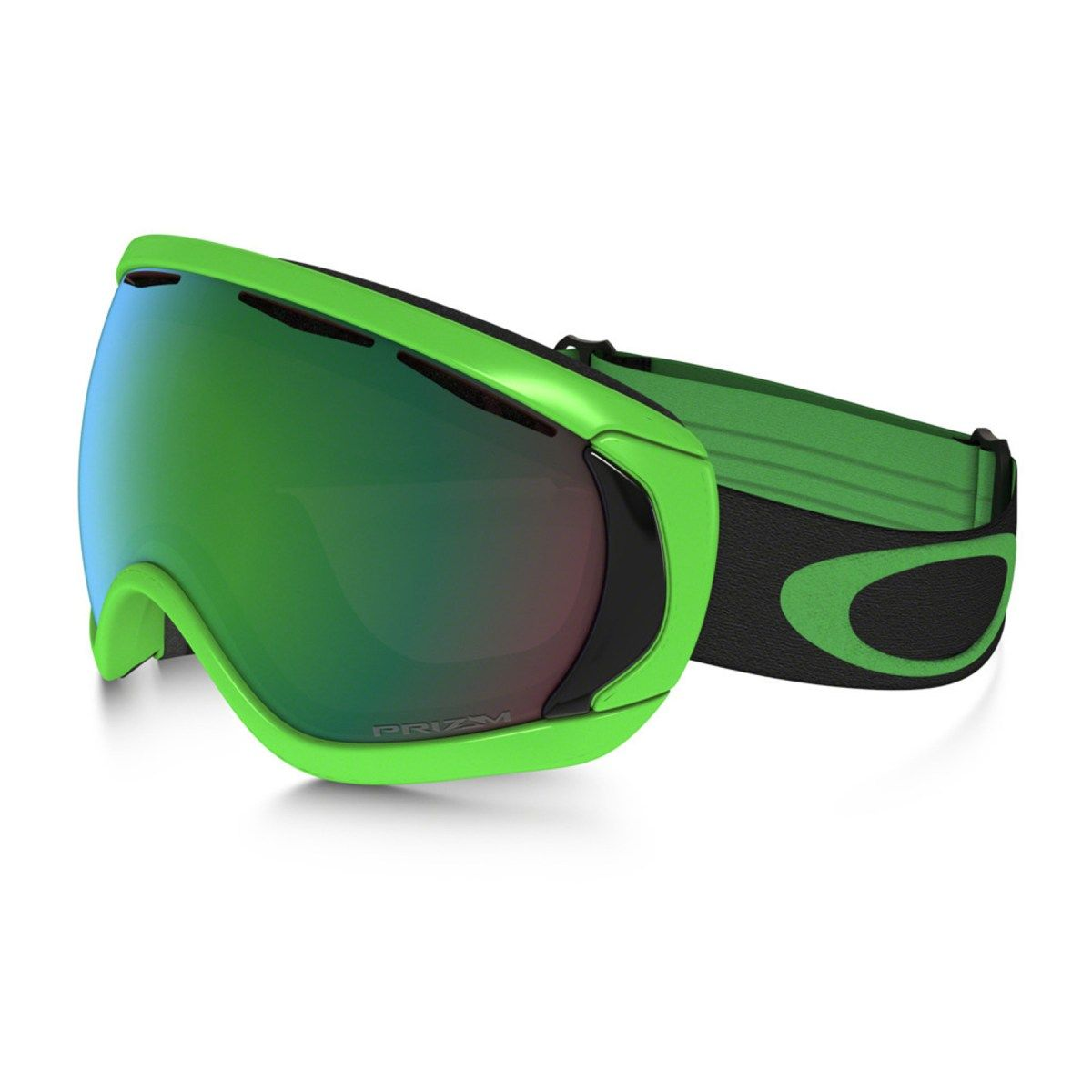 0f465db30641 Men s Oakley Snowboard Goggles - Oakley Canopy. 80 Green - Prizm Jade  Iridium