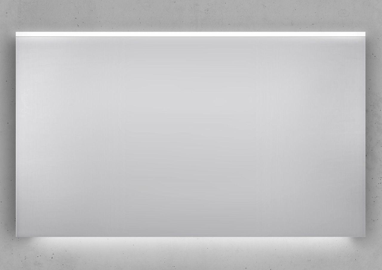 Hochwertiger Led Spiegel 130x70cm Lichtspiegel Mit Sensorschalter Lichtspiegel Led Unterbauleuchte Led Aufbauleuchte