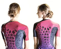 MIT designs moisture-responsive gym gear to cool you down as you sweat