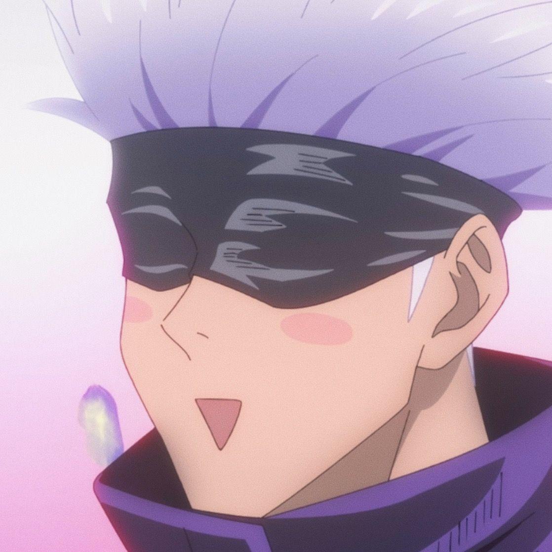 Satoru Icon Jujutsu Anime Icons Aesthetic Anime
