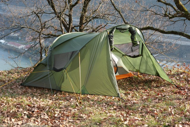 grough — On test: lightweight backpacking tents reviewed