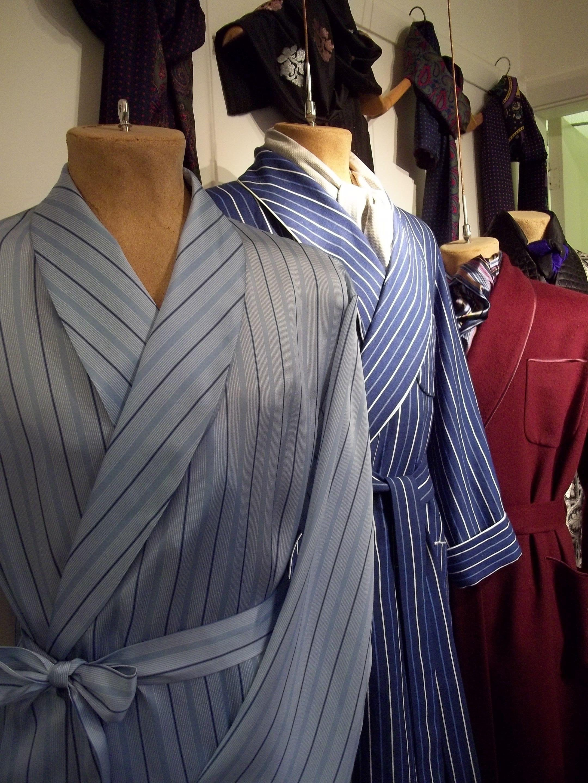Daniel Hanson Robe | Daniel Hanson Dressing Gowns | Pinterest ...