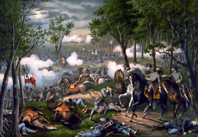 The Mysterious Death of the Legendary Confederate General Stonewall Jackson