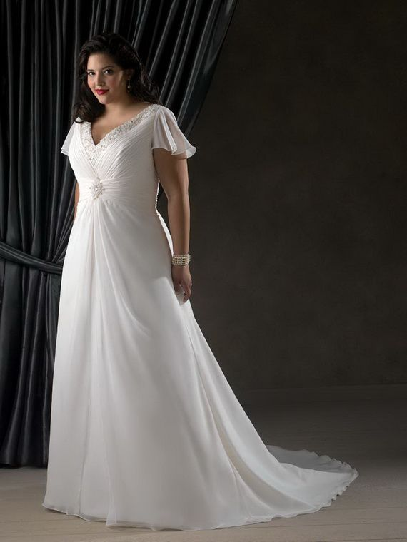 like this too Wedding Dresses For Plus Size  08eacf6eb