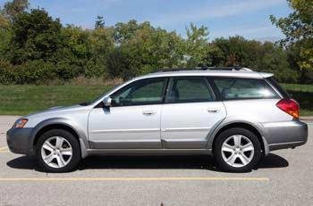 Subaru Outback 2005 2009 Moteur Transmission Integrale Economie De Carburant Problemes Subaru Outback Fuel Economy Subaru