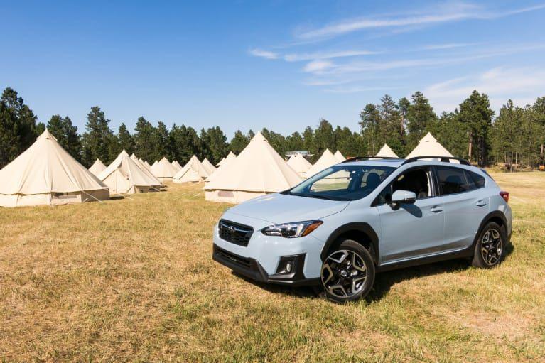 2018 Subaru Crosstrek First Drive Subaru crosstrek