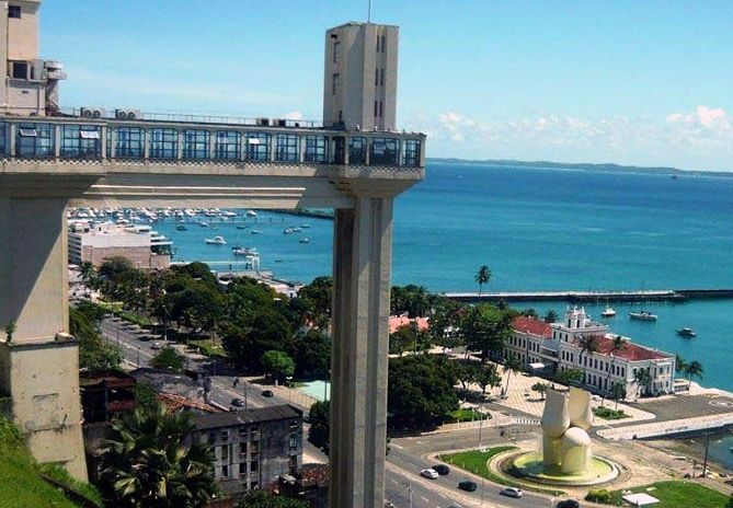 Elevador Lacerda Salvador Bahia Com Imagens Salvador Bahia