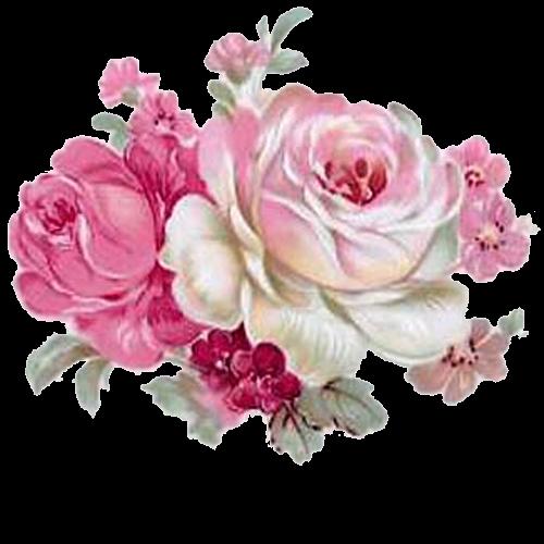 Vintage Printable Roses Arte Con Flores Flores De Epoca Arte Rosa