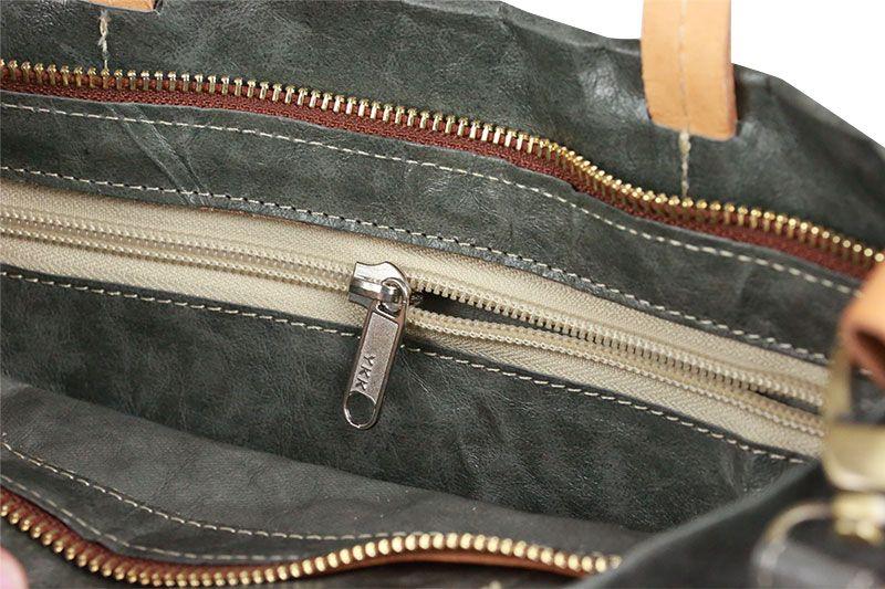 #Uashmama Otti Bag in grün - Umhängetasche aus Zellulose - Gefunden auf #KONTOR1710