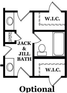Image Result For Jack And Jill Bathroom