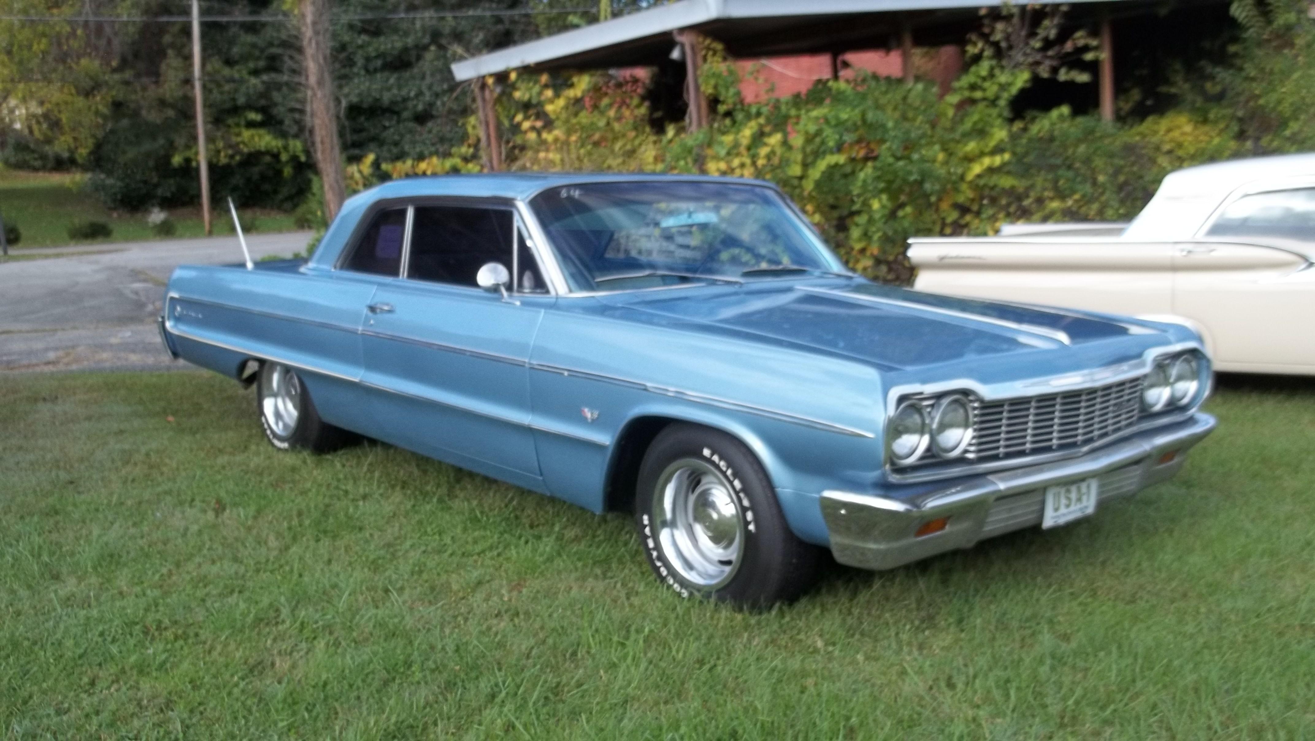 sale sedan for impala beach chevrolet silver bannockburn ls htm park car barrington cars used