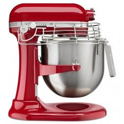 kitchenaid 7 5 l nsf certified commercial series empire red bowl rh pinterest com