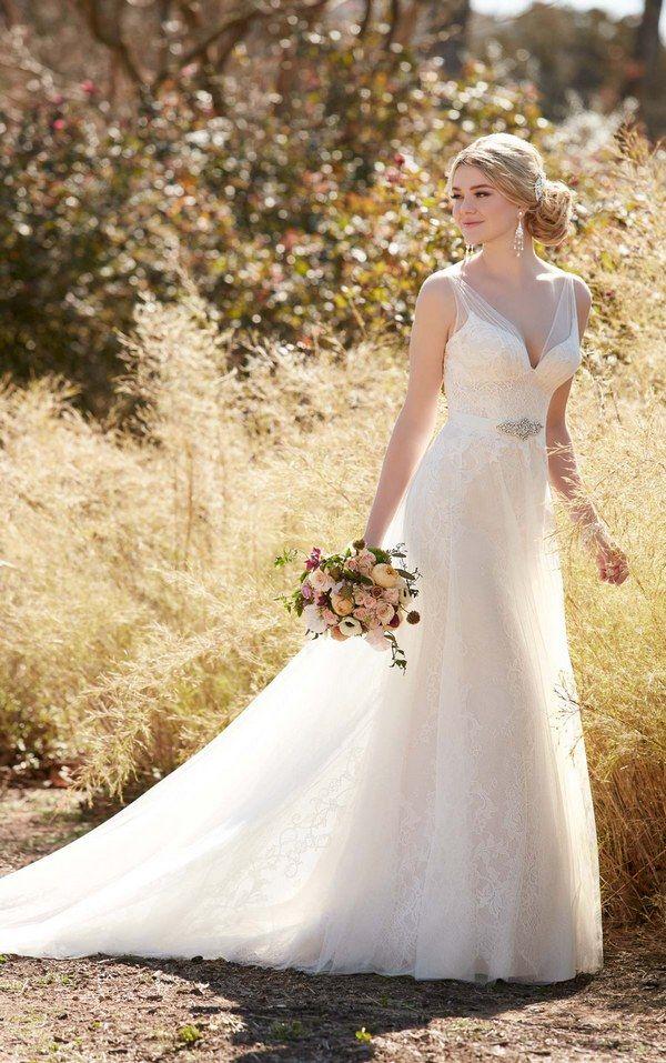 Wedding Dresses 2017 from Essense of Australia Wedding