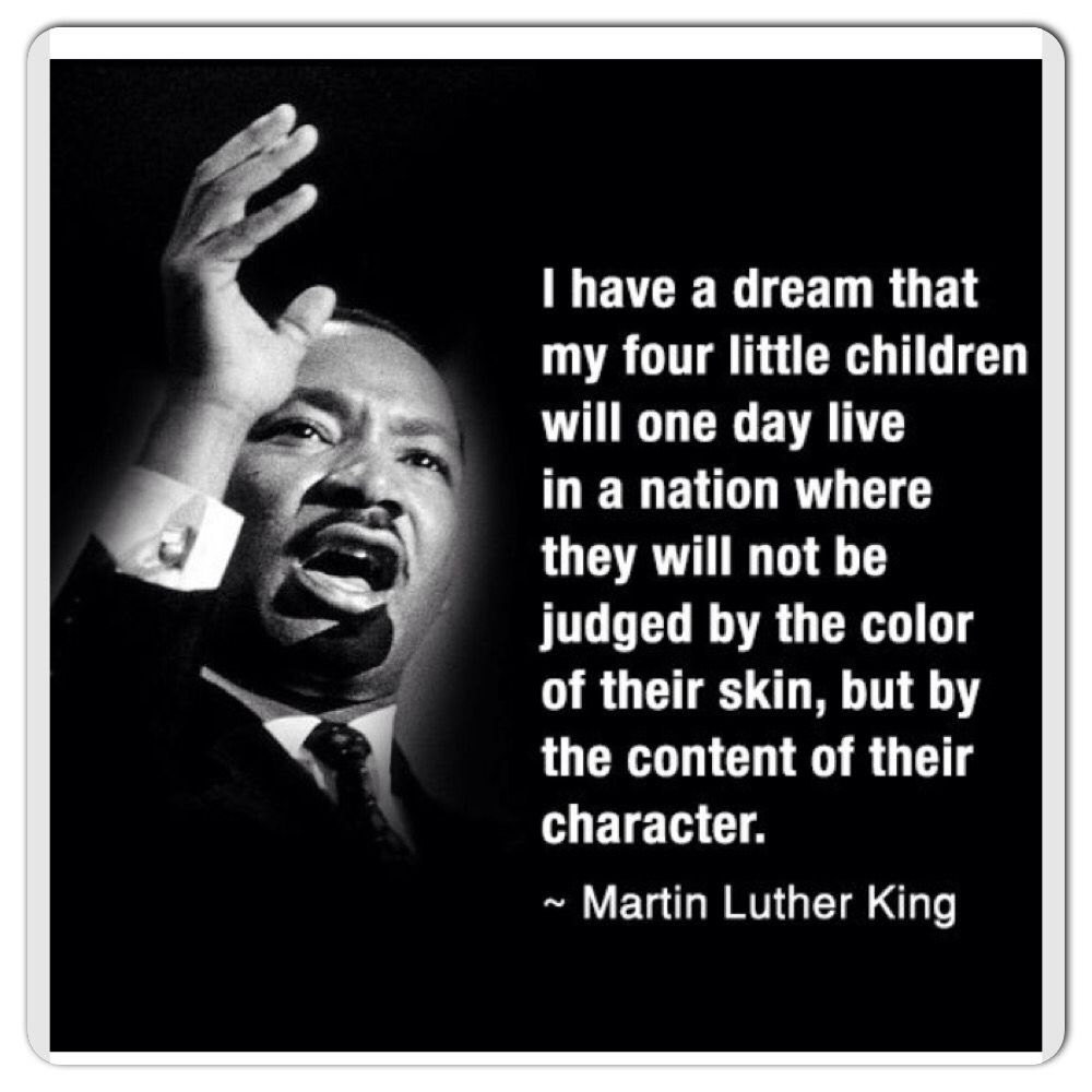 I Have A Dream Speech Quotes I Have A Dream Speech  True  Pinterest