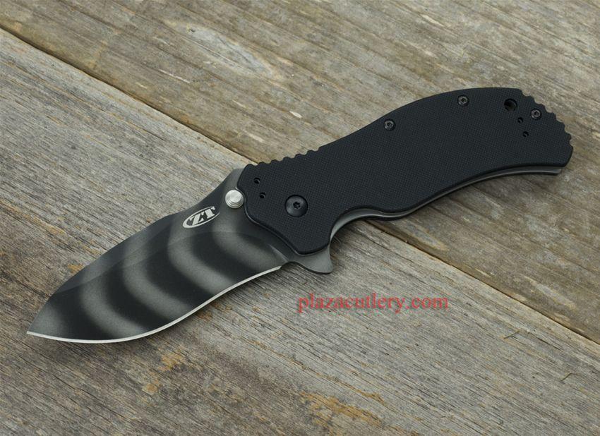 Zero Tolerance 350 TS Ken Onion Design #Knives