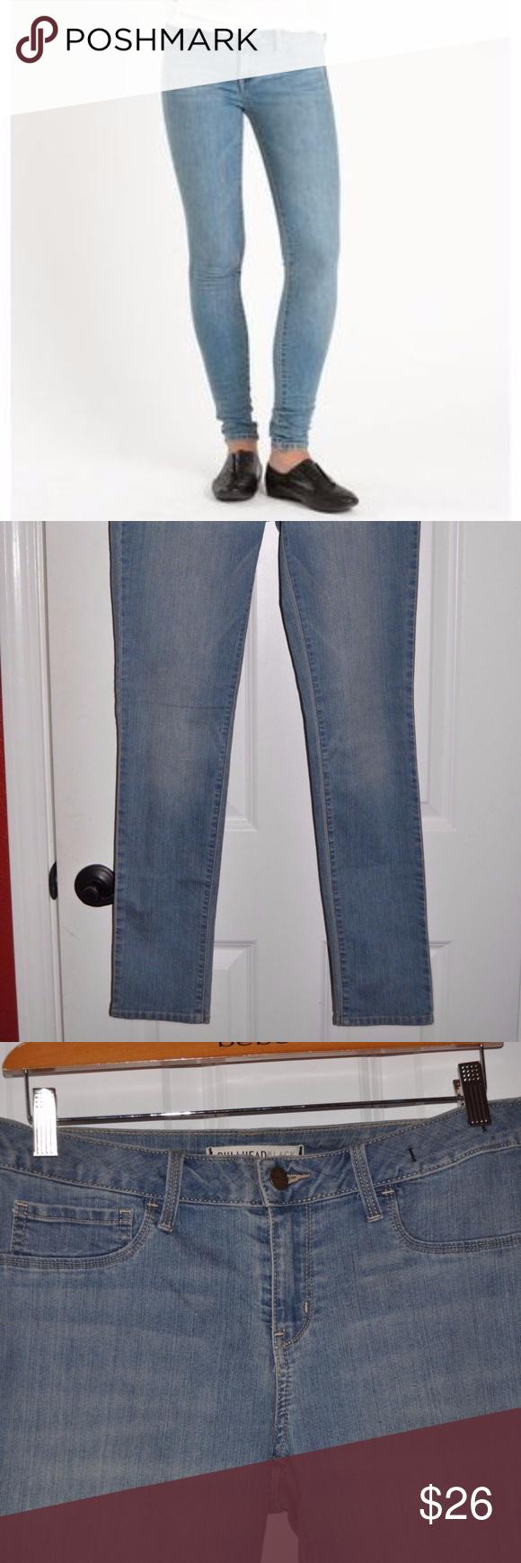 626d357e2ca20 BULLHEAD The 55 Denim Legging Super Skinny Jeans Pacsun BULLHEAD BLACK The 55  Denim Legging Light